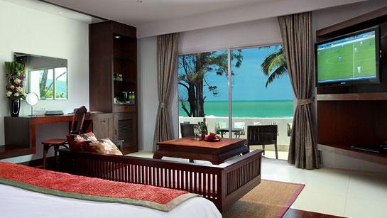 Deluxe Sea View Room Safari Beach